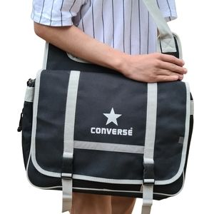 💜HOST PICK💜 Converse Black Satchel Messenger Bag
